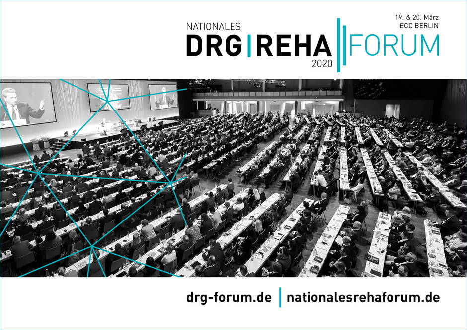 DRG | Reha-Forum 2020 in Berlin