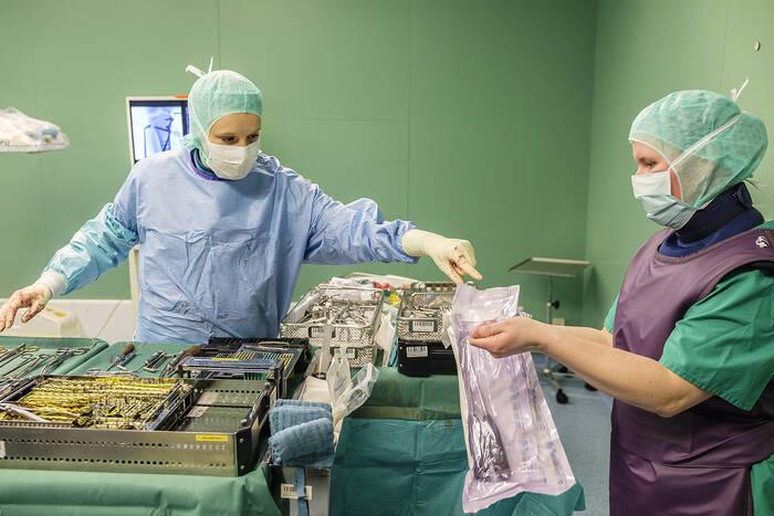 Fake Krankenhaus Arzt Krankenschwester