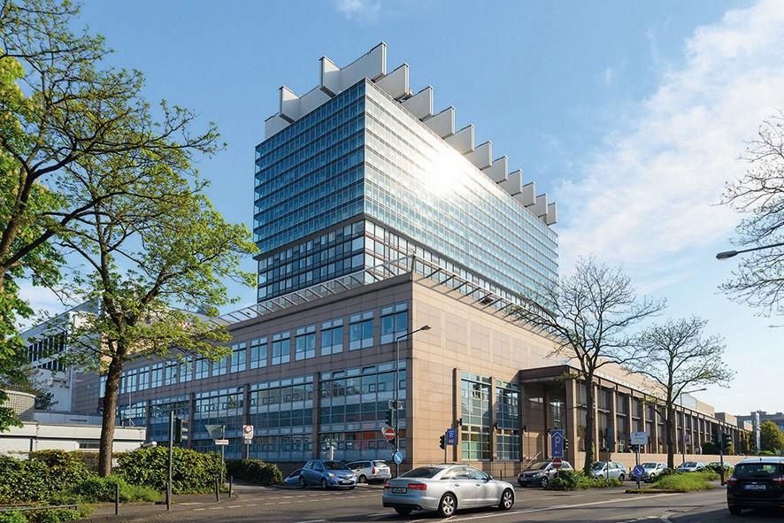 Hno-Klinik Der Uniklinik Köln Köln